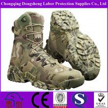 Cheap waterproof army jungle boots