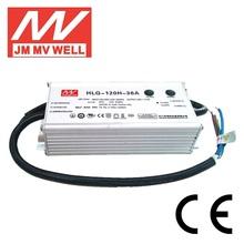 120W 36V IP65 CE RoHS 3 watt led driver circuit