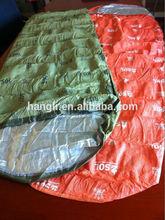 Tyvek emergency sleeping bag