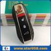 Hot Sale custom car remote control USB Flash drive, remote control car key shape usb flash drive 8gb