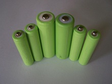 High drain AA size 1500mah 3.6v ni-mh battery pack with wires and connector
