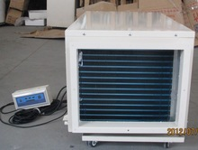 industrial ducted dehumidifier