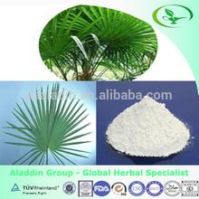 High Quality Saw palmetto fruit extract , Saw Palmetto P.E.(25%,45% Fatty acids)/Serenoa repens