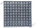 Alta calidad 38 mm de bolas de bingo ( número 1 - 90 )