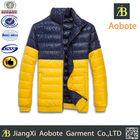 2014 good after-sales customized outdoor sex man winter jacket