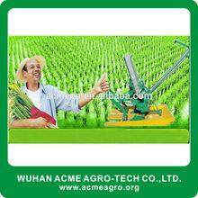 best quality rice sprout transplanter/paddy transplanter/rice planting machine