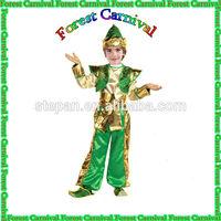 Aladdin Cartoon Cosplay Costume for Children , Carnival Costume