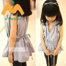 Children's Clothes Girls Summer Snow Spins Unlined Upper Garment Of The Doll