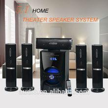 Virtual sound 5.1 pro wireless surround sound speaker