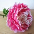 direto da fábrica artificial peônia flor decorativa para casa
