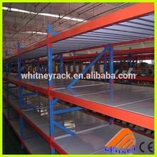 Easy installation medium storage racking, longspan rack, medium-duty shelving