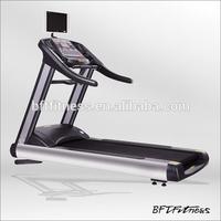 BCT 01 Luxurious Commercial Treadmill AC motor treadmill fitness equipment