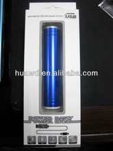 2600mah Power Bank External Battery Charger for Mp3/Mp4
