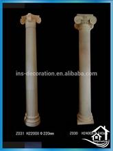 Hollow decorative roman column for sale
