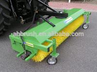 mechanical sweeper machine/tractor sweeper