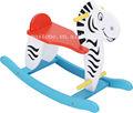 طفل الدمية الخشبية 2014 ألوان جديدة كرسي هزاز في ms031-000a نمط حصان
