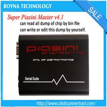 2014 Newly Black PIASINI Full Version V4.1 Master ECU Programmer Serial Suite(JTAG-BDM- K-line-L-line-RS232- CAN-BUS )