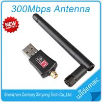 802.11N Mini 300Mbs Realtek RTL 8192 Chipset WiFi USB Adapter/ Mini USB Wireless WiFi Adapter/ WiFi Dongle