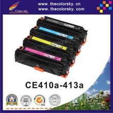 (CS-H410-413) toner laser cartridge for HP LaserJet Pro 300 color M351a m351 351a 351 MFP M375nw m375 375nw 375 2.2k/2.6k pages