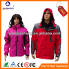 Far infrared heated clothes electrical heated ski clothes motorcycle warm clothes