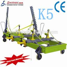 K5 European design car bench work for auto repair shop /auto body frame machine