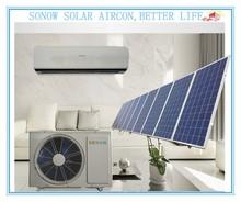 12000BTU 100% solar air conditioner new solar product best sell in the world solar air conditioner price