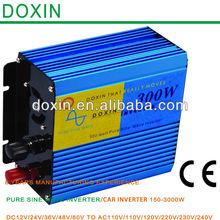 micro soalr inverters 300w dc 24v to ac 240v inverter 12v 220v sine wave