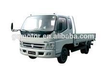 Foton white light truck gasoline/diesel engine/LHD/RHD/4*2/box/van truck