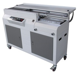 A3 Paper Pefect Book Glue Binding Machine 50B with10 Lbs Glue for Free