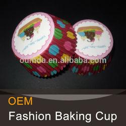 High quality decorative ceramic cupcakes