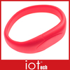 Popular Silicone Bracelet USB Flash Drive for Gift