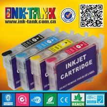 T1411 - T1414 refillable ink cartridge for Epson ME32/ME33/ME35/ME320/ME330/ME340