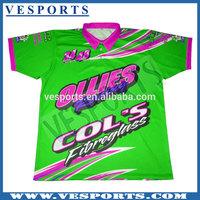 Comfortable racing uniforms