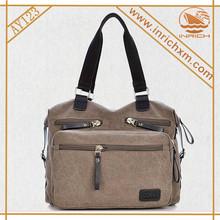 Durable canvas fashion handbag