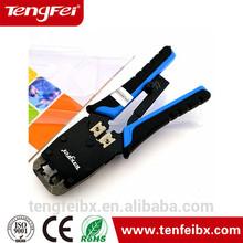 network cable crimp tool/networking hardware tools RJ45 & RJ11 R9 Multiple Use plier