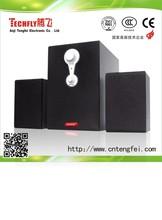 Cheapest active 2.1 Computer Speakers USB/SD/FM/Remote Optional/SR-547