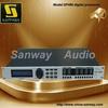 SP480 4 in 8 out broadcast audio processor processor