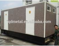 quick install cheap prefab modular movable toilet prefabricated prefab toilet