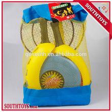 Catch juego de pelota juego con disco volador con del deporte de la raqueta conjunto juguetes