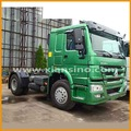 china amplamente utilizado caminhão 4x2 caminhão trator com materiais mais resistentes