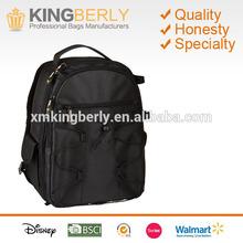 2014 new fashion china bag manufacturer black function cameras bag, cameras backpack