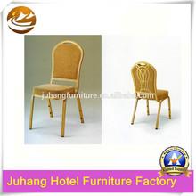 Modern Metal Restaurant Dining Chair