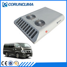 Van air conditioner digital controller low price cooling system for car