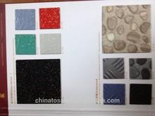 2015 Anti-static pvc vinyl tiles pvc sheet flooring with fashion design