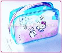 Wholesale 2014 Lovely Hello Kitty Ziplock Children Purse