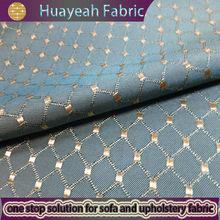 Hot design and restaurant curtain fabric