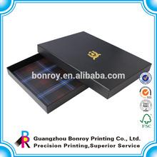 2014 Custom printed paper box, paper box custom made gift packaging