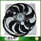 slim electric radiator fan for VW 1J0959455M