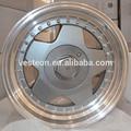 Borbet de la rueda de aleación 17x8.5 4x100/4x114.3