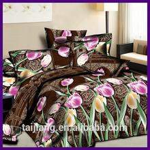 3D Counterpane new design pattern bed sheet duvet cover pillowcase
